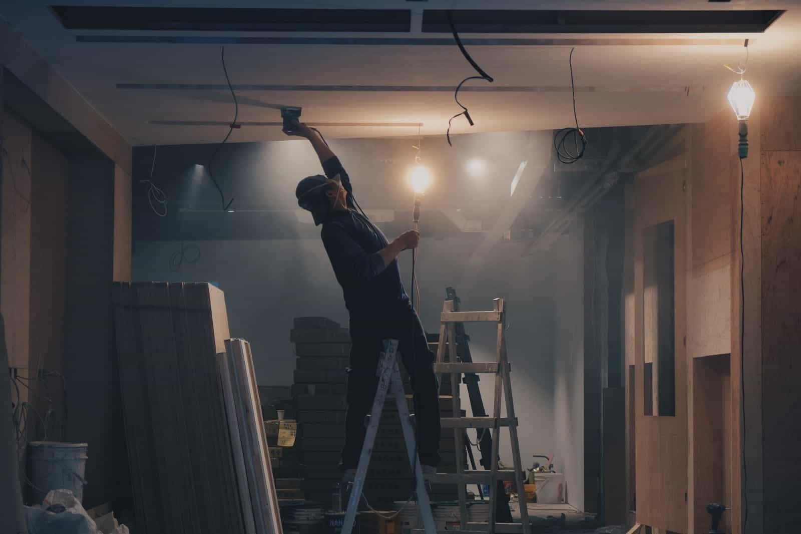 maintenance magasin - bob desk bob maintenance - artisan dépanneur relamping travaux de rénovation