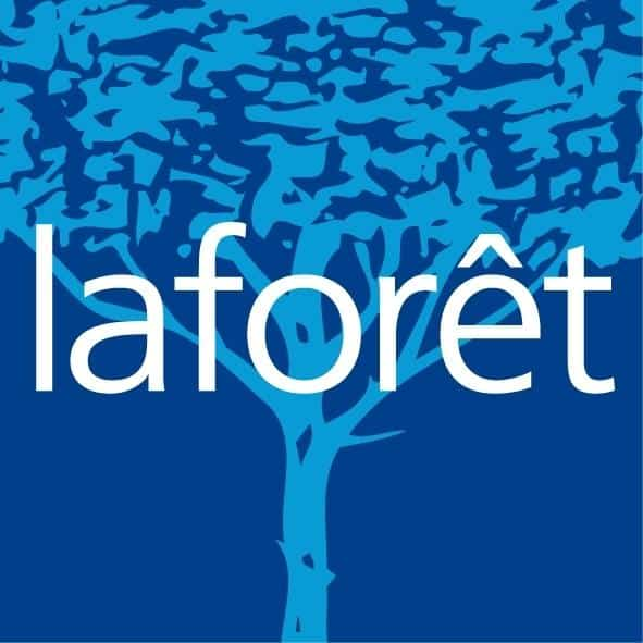 laforet logo - maintenance magasin, bob desk et bob maintenance