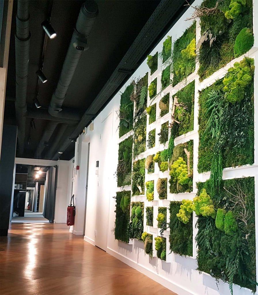 Green design - Le bureau connecté : l'avenir de l'espace de travail - Virtual Reality exhibition - Bob! Desk, logiciel de maintenance, GMAO, logiciel SAAS