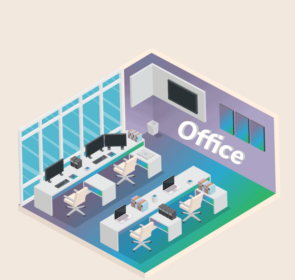 Bob Desk - logiciel de gestion de maintenance pour Services généraux, Office management