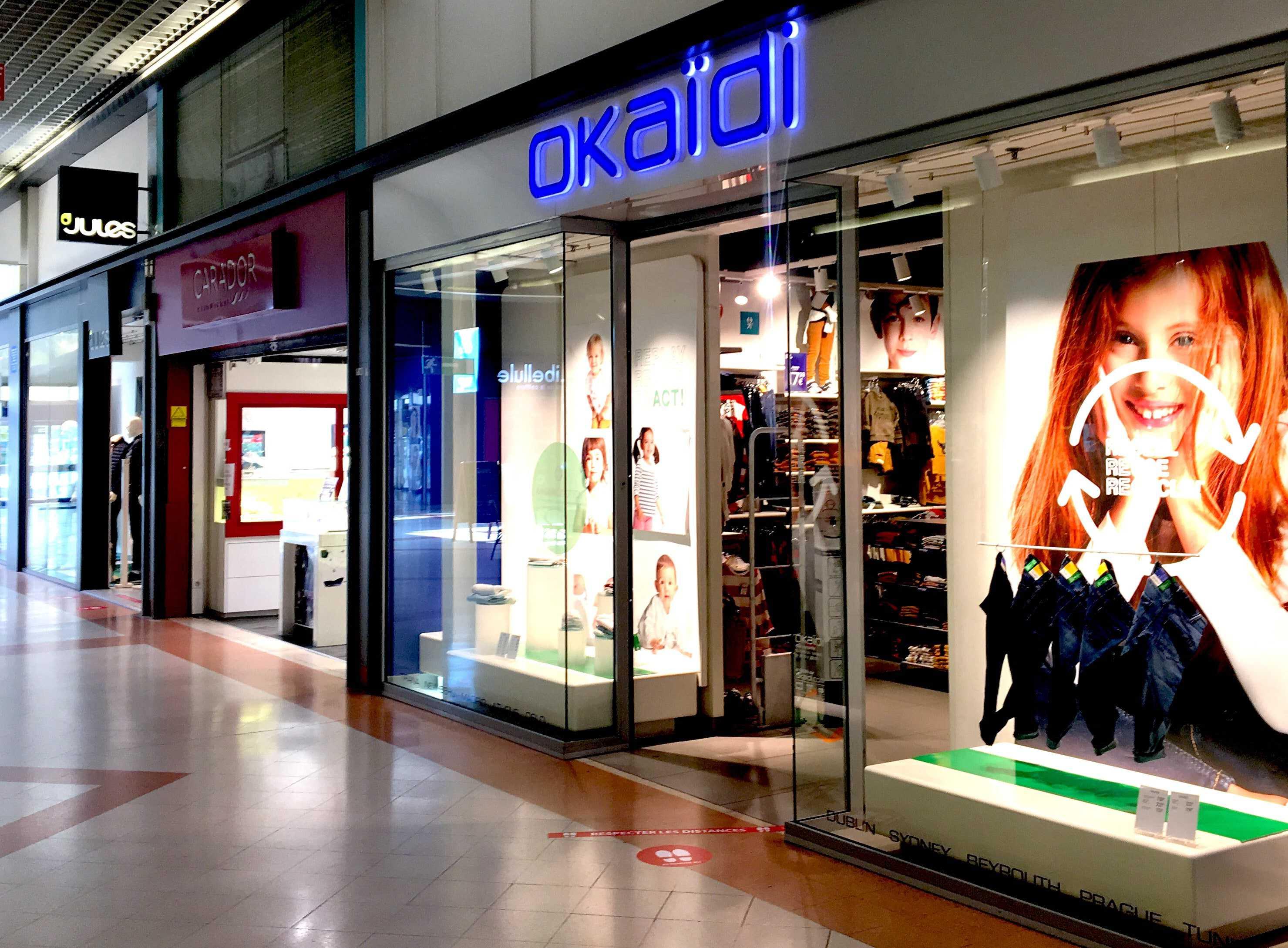 Bob Desk - Cas client retail- photos boutiques Cap Invest