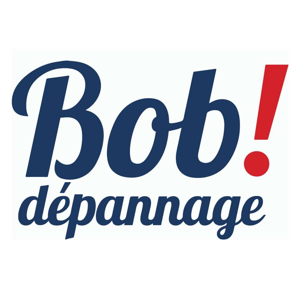 Bob Desk partenaire prestataire - Logo Bob dépannage